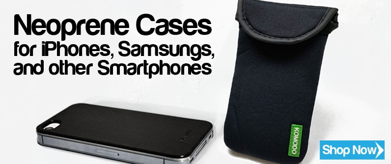 Neoprene Phone Cases