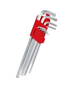 9 Piece Allen Key Set