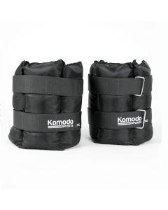 Set of 10kg Adjustable Ankle Weights