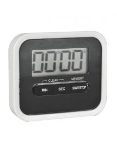 Black Kitchen Timer