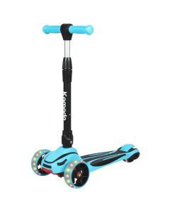 3 Wheel Scooter - Blue