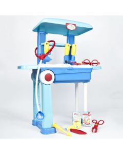 Doctors Toy Trolley Play Set