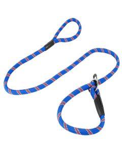 1.5m Blue Adjustable Dog Lead