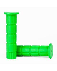 Bike Grip Set - 125mm - Green