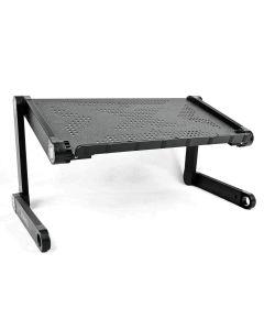 Black Laptop Stand