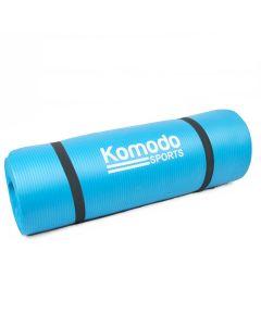 15mm Gym Mat - Light Blue
