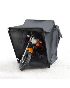Motorbike Storage Tent in Black