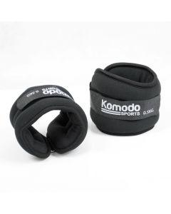 1kg Komodo Neoprene Ankle Weights
