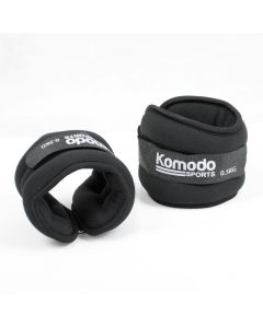 2kg Komodo Neoprene Ankle Weights