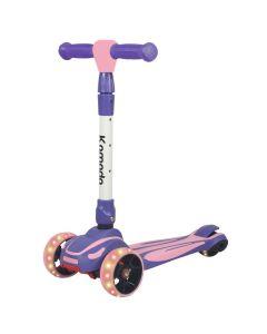 3 Wheel Scooter - Purple