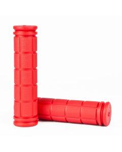 Bike Grip Set - 120mm - Red