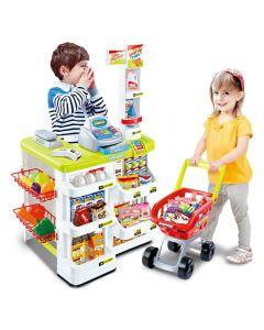 Supermarket Shop Play Set