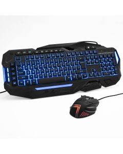 Computer Gaming Keyboard and Mouse